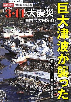 巨大津波が襲った3・11大震災―発生から10日間の記録 緊急出版特別報道写真集の詳細を見る