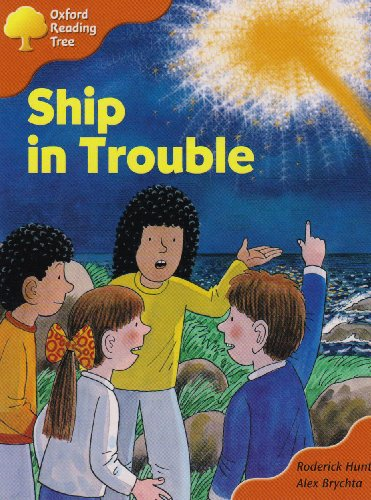Oxford Reading Tree: Stage 6: More Storybooks C: Ship Troubleの詳細を見る