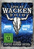 Wacken 2010: Live at Wacken Open Air Festival [DVD] [Import]