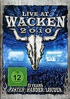 Wacken 2010: Live at Wacken Open Air Festival [DVD] [Import]