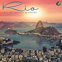 Rio Host of the Olympics 2016 Calendar