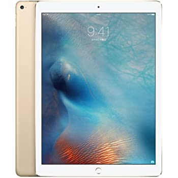 Apple iPad Pro 12.9インチ Wi-Fiモデル 32GB ゴールド ML0H2J/A