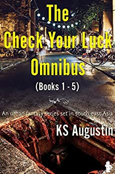 [Augustin, KS]のThe Check Your Luck Omnibus (English Edition)