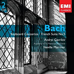 Keyboard Concertos / French Suite No 5