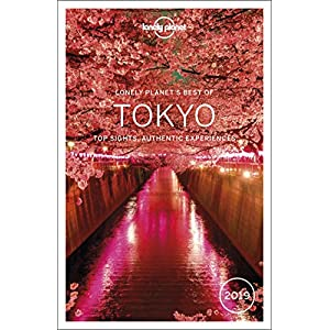 Lonely Planet Best of Tokyo 2019 (Travel Guide)