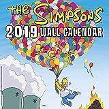 シンプソンズ 2019年 カレンダー LPサイズ 壁掛け (balloon) The SIMPSONS バート ホーマー リサ マージ マギー グッズ かわいい 子供部屋 アメキャラ キャラクター