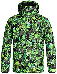 QuiksilverメンズMission Shell Snow Jacket eqytj03028