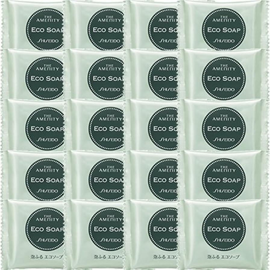 注釈を付ける満足できるドール資生堂 泡ふるエコソープ10g ×20個セット
