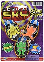 Radical Sky Divers - Set of 4 [並行輸入品]