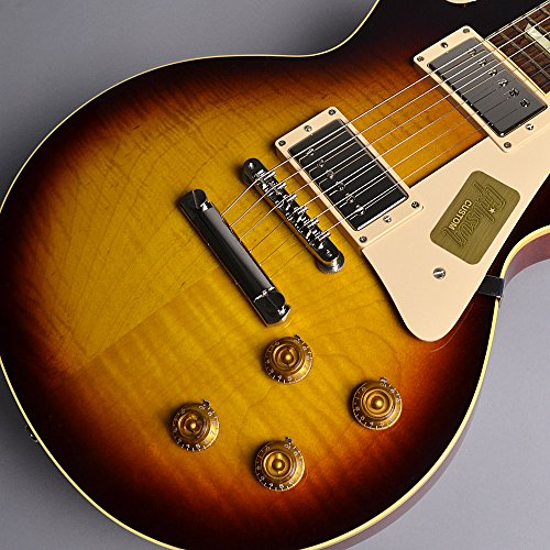 Gibson Custom Shop Historic Collection 1958 Les Paul Reissue Gloss Faded Tobacco S/N:841041