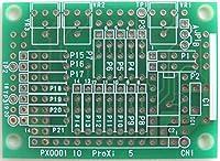 8ピンDIPシングルオペアンプ基板(オペアンプ用ユニバーサル基板) PX0001