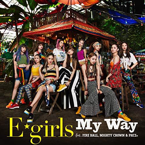 E-girls – My Way [FLAC + MP3 320 / WEB] [2018.08.08]