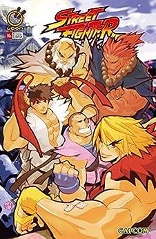 Street Fighter #14 by [Siu-Chong, Ken]