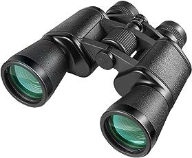 双眼鏡 高倍率 10x50 オペラグラス 防水 アリーナ コンサートに最適 広角 超高清 防水 BAK4ダハプリズム 携帯便利 収納ケース付き … (10X50)