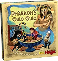 HABA Pharoah's Gulo Gulo - an Exciting Dexterity Adventure Game for Ages 7 and Up (Made in Germany) [並行輸入品]