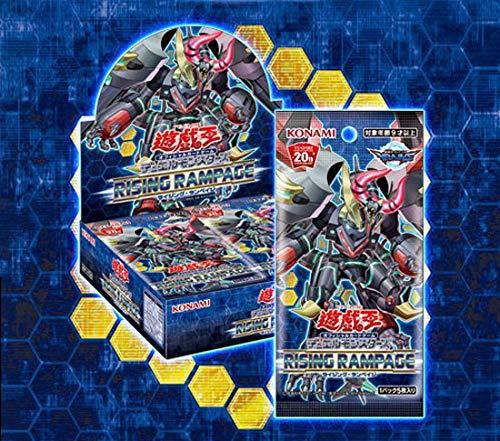遊戯王 日本語版 ライジング・ランペイジ ブースター ボックス BOX