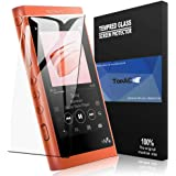 SONY walkman NW-A50シリーズ フィルム 【2枚パック】 TopACE 硬度9H 超薄0.3mm 2.5D 耐衝撃 撥油性 超耐久 耐指紋 日本旭硝子素材採用 飛散防止処理保護フィルム ソニー PRF-NWA50 (NW-A57 NW