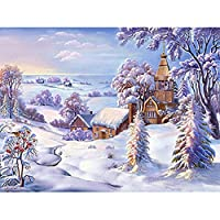 LoveTheFamily 数字油絵 数字キット塗り絵 手塗り DIY絵 デジタル油絵 様々なスタイル 40x50cm ホーム オフィス装飾