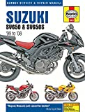 Suzuki SV650 & SV650S '99 to '08 (Haynes Service & Repair Manual)