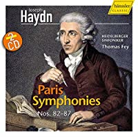 Paris Symphonies Nos. 82-87