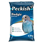 Peckish Budgie Bird Seed Mix, 3.5kg