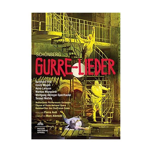 Schoenberg: Gurre-Lieder...の商品画像