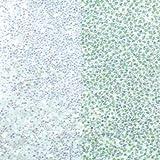 ピカエース ネイル用パウダー ラメオーロラ 耐溶剤 S #631 Wグリーン 1g
