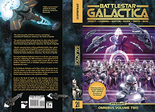 Download Battlestar Galactica (Classic) Omnibus 2 1524107247