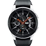 "Samsung Galaxy Watch (46mm) Silver (Bluetooth), SM-R800 "" International Version -No Warranty"