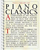 Library of Piano Classics (Library of Series)