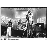 LED ZEPPELIN レッドツェッペリン - Earl's Court 1975 / ポスター 【公式/オフィシャル】