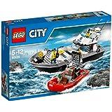 レゴ (LEGO) シティ ポリスパトロールボート 60129