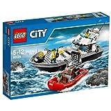 ポリス レゴ (LEGO) シティ ポリスパトロールボート 60129