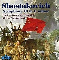 Shostakovich: Symphony 10 in E Minor by London Symphony Orchestra (2010-05-04)