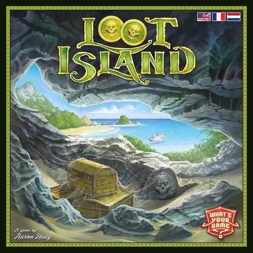 ルートアイランド (Loot Island) cover