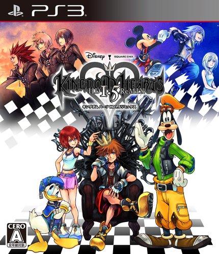 キングダム ハーツ -HD 1.5 リミックス- - PS3...