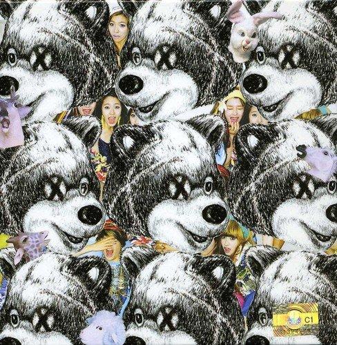 f(x) 2nd Mini Album - Electric Shock (韓国盤)の詳細を見る