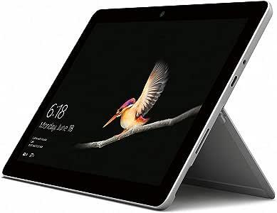 マイクロソフト Surface Go(サーフェス ゴー) 10インチ PixelSence ディスプレイ/Windows 10 Home (Sモード)/第7世代 Intel® Pentium® Gold 4415Y/SSD 128GB/メモリ 8GB/Office Home & Business 2019/シルバー MCZ-00032