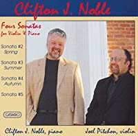 Four Violin Sonatas