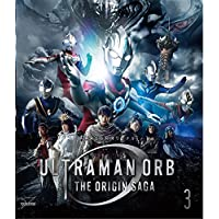 【Amazon.co.jp限定】ウルトラマンオーブ THE ORIGIN SAGA Vol.3