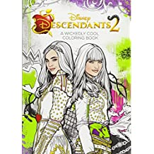 DESCENDANTS 2 A WICKEDLY COOL COLORING B