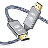 HDMI Cable 3M,Snowkids hdmi to hdmi Cable hd to hd High Speed HDMI 2.0 Cable, 18Gbps HDR 60Hz,2560x1440 144Hz 2160P 1080P Eth