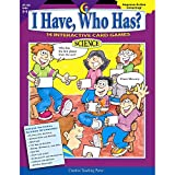 I Have Who Has?: Science 3-5