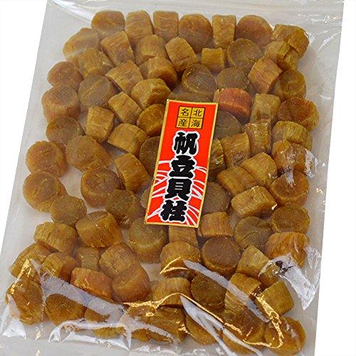帆立貝柱230g 北海道産ホタテ貝柱 ほたて料理にも SASサイズのほたて貝柱 ホタテ珍味 干し帆立 乾燥ほたて貝柱