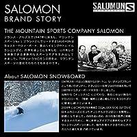 サロモン(SALOMON) スキーグローブ JP SAL BIG LOGO GLOVE M FIERY RED (サロモン ビッグ ロゴ グローブ) LC1134600 L