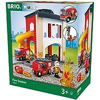 BRIO WORLD ファイヤーステーション 33833