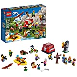 LEGO City People Pack-Outdoor Adventures 60202 Building Kit (164 Piece), Multicolor