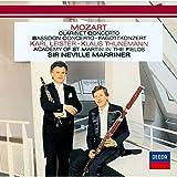 モーツァルト:クラリネット協奏曲、ファゴット協奏曲、ファゴットとチェロのためのソナタ