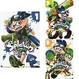 Splatoon (てんとう虫コミックススペシャル) 1-3巻セット