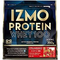 IZMO -イズモ- ホエイプロテイン 350g ストロベリー風味
